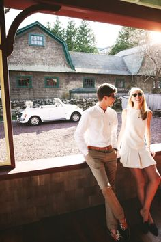 Love these classic preppy looks for him and her Preppy Outfits, Preppy Style, My Style, Preppy Fashion, Preppy Mens Clothes, Preppy Dresses, Couple Goals, Couple Style, Le Rosey