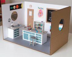 Laboratório em miniatura | Biomedicina Padrão