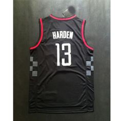 36e2ef111 Aliexpress.com   Buy 2015 16 James Harden Jersey  13 New Season Basketball  Jersey · James HardenHouston RocketsBasketball ...