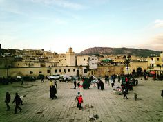 #fez #morocco a beautiful breezy day in December, favorite places favorite people
