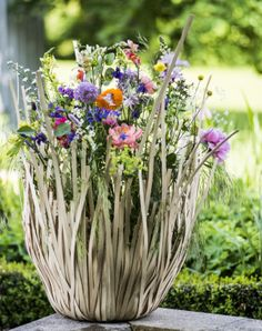blumen-schoen … … – Gardens are not just for lawns and residence Engage in fields, … Love Flowers, Dried Flowers, Beautiful Flowers, Easter Flower Arrangements, Floral Arrangements, Ikebana, Paper Flowers Craft, Arte Floral, Garden Art