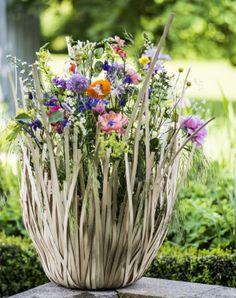 #Schnittblumen, #Blumenstrauß, #Dekoration, #Hochzeit http://www.blumen-schoenmann.de/floristik/ #Ludwigshafen