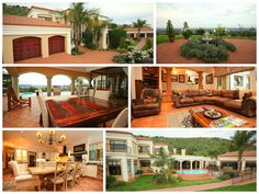"""This """"castle in the Sky"""" has all the extras that a family can ask for. 4 Bedrooms all en-suite, entertainment room, bar, wine cellar, pool and much more. Perfectly situated and ready for its new owner. For a viewing contact Angelika Edwards at 083 377 5577."""