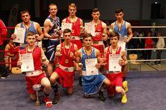 Die deutsche Box-DM der U19 in Velbert ist zu Ende. Insgesamt nahmen 87 Boxer aus 15 Landesverbänden teil. Um die neuen Champions