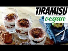 Vegan Breakfast Recipes, Vegan Recipes Easy, Dessert Recipes, Yummy Recipes, Patisserie Vegan, Vegan Tiramisu, Vegan Hummus, Vegan Crackers, Vegan Kitchen