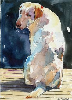 Lucy Moon by Molly Poole - Lucy Moon Painting - Lucy Moon Fine Art Prints and Posters for Sale