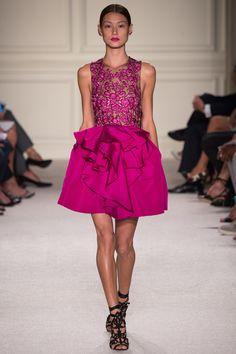 NYFW September 2015: Marchesa Spring 2016 Ready-to-Wear Fashion Show
