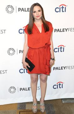 Rachael Leigh Cook Photos: 'The Vampire Diaries' Honored at PaleyFest