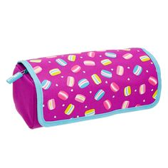 Image for Rock N Roll Fun Pencil Case from Smiggle UK - Purple