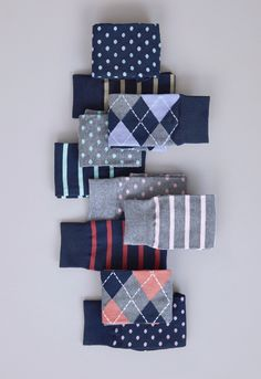 The perfect socks for a wedding, only $8 at www.TheTieBar.com