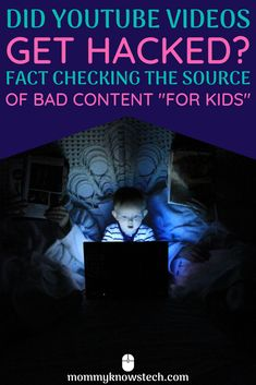 When surprising, inappropriate content shows up in kids videos on   YouTube, people sometimes say the videos (or YouTube itself) were   hacked. Let's do some fact checking about where this content comes from   and how you can keep your kids safe on YouTube. Educational Websites For Kids, Educational Games, Internet Safety For Kids, Cyber Safety, Parental Control, Kids Videos, Kids Online, Social Media, Content
