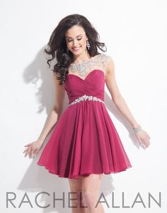 Cool Prom Short Dresses Rachel Allan 6635 Cranberry Silver Homecoming Dress Check more at https://24store.tk/fashion/prom-short-dresses-rachel-allan-6635-cranberry-silver-homecoming-dress/