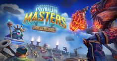 IndieGala and BetaDwarf are giving away 10.000 FREE Steam keys for Minion Masters. Don't miss your chance!