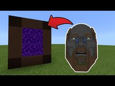 How To Make a Portal to the Elsa Dimension in MCPE (Minecraft PE) - YouTube Suburban House, Minecraft Pe, Pocket Edition, Portal, Elsa, Youtube, How To Make, Youtubers, Youtube Movies