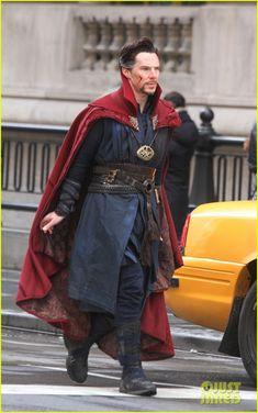 'Doctor Strange' set Sunday (April 3) in New York City