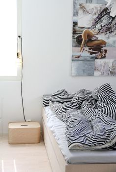 Nordic Interior, Interior Design, Living Styles, Space Saving Furniture, Marimekko, Minimalist Living, Dream Decor, Little Houses, Small Rooms
