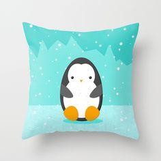#cute #penguin #pillow #cushion #home