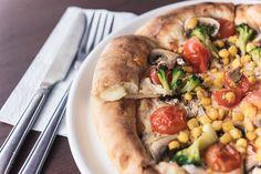 Food Fotografie – Pizza