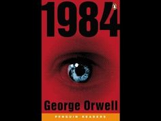 Nineteen Eighty-four By George Orwell Eric Arthur Blair who has been known by the name of George Orwell (actually a pseudonym of the author) is one of the most read authors in the Sci-fi genre ever. 100 Best Books, Best Books Of All Time, Good Books, Books To Read, William Golding, George Orwell 1984 Book, Penguin Readers, Nineteen Eighty Four, World Library