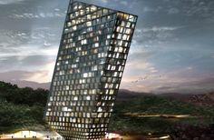 TLT hotel | BIG - Arch2O.com