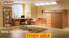 #Vastu And #Children's #Study Area