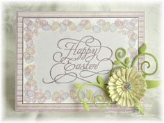 Our Daily Bread Designs Paper Collections: Easter Card 2016, Pastel Paper Pack 2016, Our Daily Bread Designs Custom Dies: Fancy Foliage, Aster and Leaves