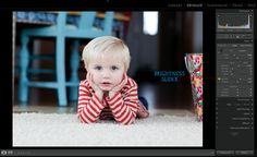 How-To Adjust Exposure in Lightroom {Photography Tutorial} | I Heart Faces