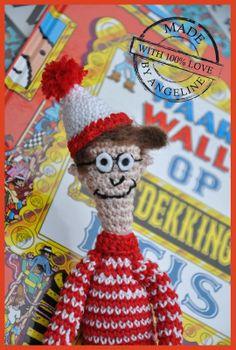 Waar is Wally?Where's Waldo?....