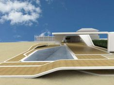 The Progettospore F Club Brings Style to the Surf #architecture trendhunter.com
