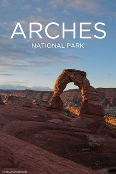 9 Rad Things to Do in Arches National Park Utah // localadventurer.com