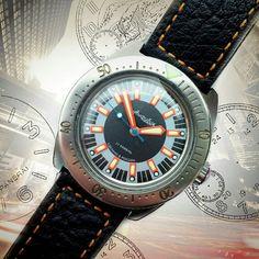 Vostok amphibia 150 mod