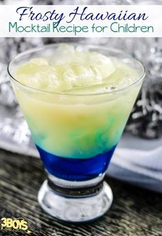 Pin31 Tweet Share +1 Share StumbleThis Frosty Hawaiian Mocktail recipe is very similar to a Blue Hawaiian cocktail, except it has no rum. 🙂 In our home, we have zero alcohol. None, not a drop. However, I do like to have an occasional drink if my husband and I go out for a special occasion. […]