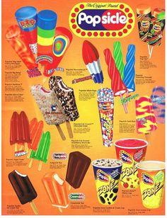 summer vacation: the ice cream truck!:
