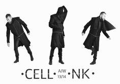 • CELL • A/W • 13/14   _____________________  PH • Nevena Kragic  MODEL • Dusan Nikolic  JEWELRY • Marija Radosavljevic  ASSISTANTS • Ana Krstic • Darko Savic
