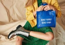 TREND ALARM: SLOGAN ÇANTALAR #moda #bayan #fashion #çanta #çantalar #woman