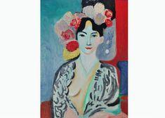 wall art prints - Tribute to Matisse - Glicee print - large art print- Original art print - Decorative print - wall art