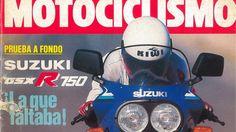 Retroprueba, Suzuki GSX 750 R 1985, ¡esto es increíble!