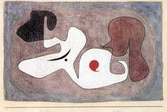 The Athenaeum - Influenz (Paul Klee - )