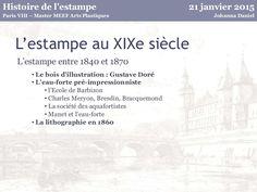 Cours master 1 MEEF Arts Plastiques - Paris VIII  Préparation aux épreuves écrites du CAPES Séance 2 : L'estampe en France entre 1840 et 1870 : la gravure sur …