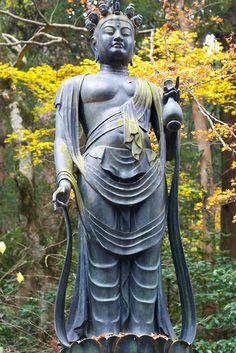 A Japanese God by KOUJI FRAMINGO, via Flickr