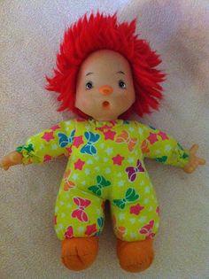 Thumb Sucking Baby Clown