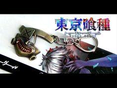 Tokyo Ghoul V3 Bronze Keychain: http://youtu.be/OnKgAOJ2PTg