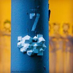 Abstract 3d print street art installation in Oberhausen Alstaden - Ruhrgebiet NRW   Germany -- Mal ein Druck auf einem nicht ebenen Untergrund.... #streetart #design #plasic #3dp #3dprint #3d #artwork #urbansculpture #rost #art #ruhrgebiet #sculpture #oberhausen #kunst #publicart #ruhryork #environmentart #alstaden #industriekultur #zeche #bluehour #urbanart #urbaninstallation #contemporaryart #3dminimal #monochromeandminimal #streetartwork #evening #wallart #urbanwalls