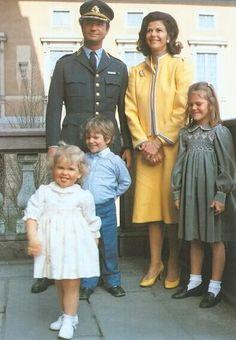 The Bernadott Family of Sweden