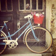 Instagram - @Andrea @ Little Buckles - cool bike!