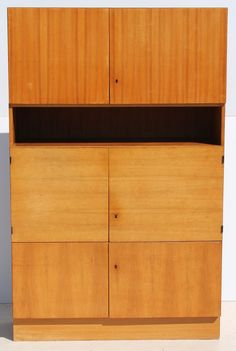 Vintage Retro Cabinet with Loose Cabinet on Top size: 1220 L x 530 W x 1830 H Call 0767064700 Decor, Furniture, Retro, Cabinet, Retro Cabinet, Retro Vintage, Home Decor, Storage, Vintage
