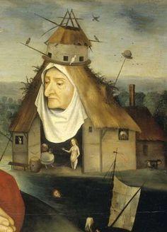Bosch, ca. 1550: