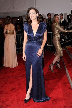 Liv Tyler in Stella McCartney at the Costume Institute Gala 2009 #fashion #redcarpet #stellamccartney #livtyler #dress #gown