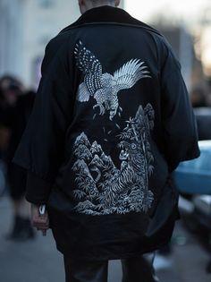 Street Style / Jacket Design