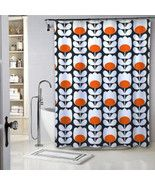 New Orla Kiely Pattern Custom Print On Polyeste... - $35.00 - $41.00